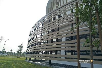 WCE Office Malaysia Facade