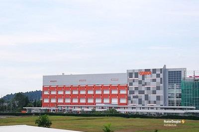 Osram Factory Kulim Hitech Malaysia
