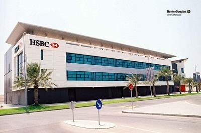 DuHSBC Building Dubai