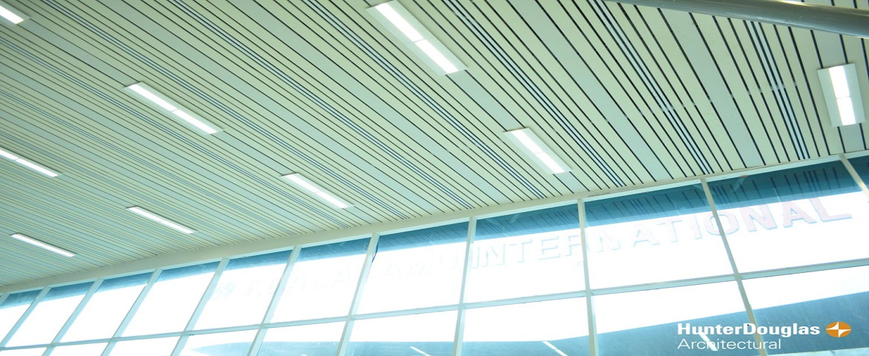 Trần kim loại sản phẩm thay thế trần thạch cao 1