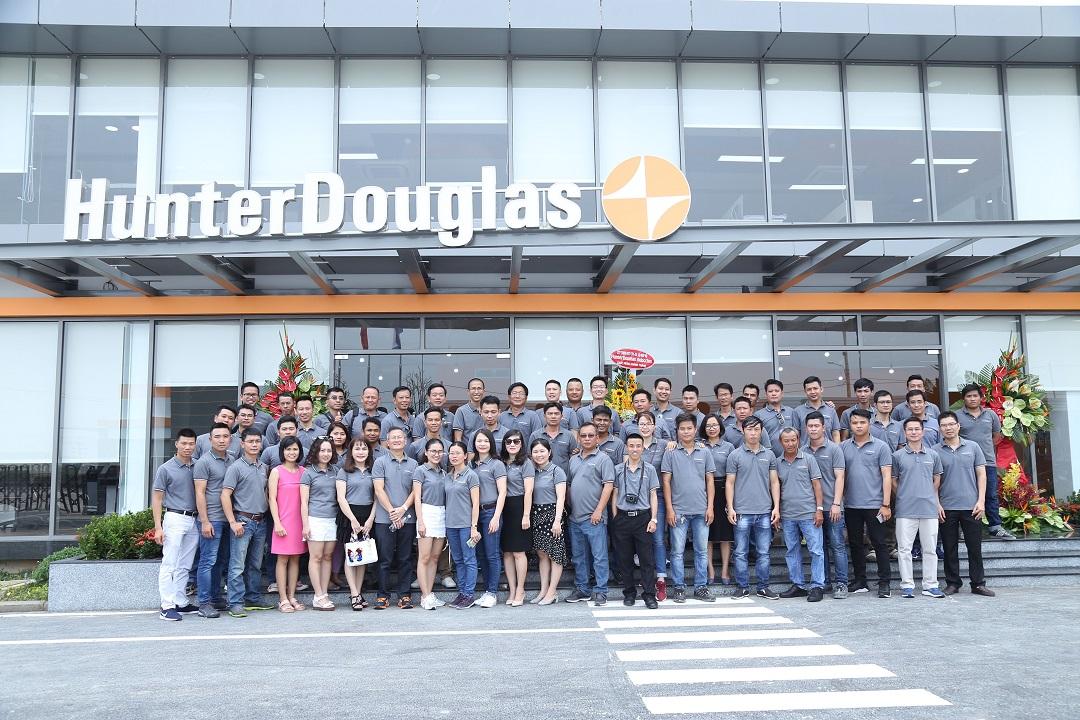 Hunter Douglas Indochina - Bình Dương