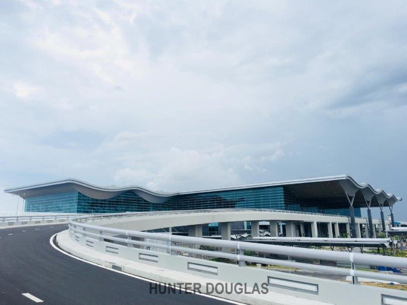 Thiết kế đặc sắc của Sân Bay Quốc Tế Cam Ranh 2