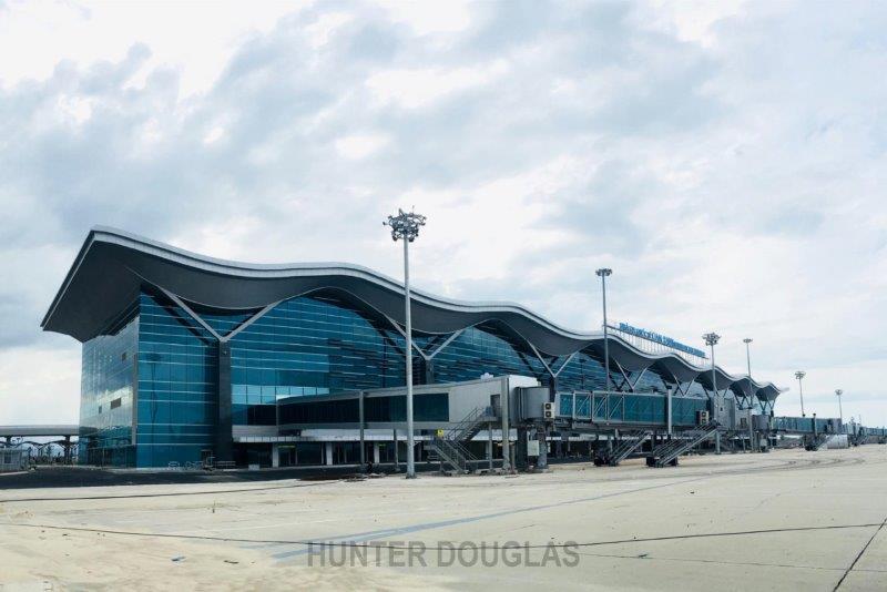 Thiết kế đặc sắc của Sân Bay Quốc Tế Cam Ranh 3