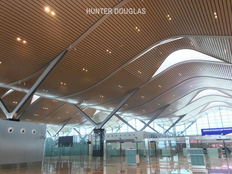 Thiết kế đặc sắc của Sân Bay Quốc Tế Cam Ranh 9