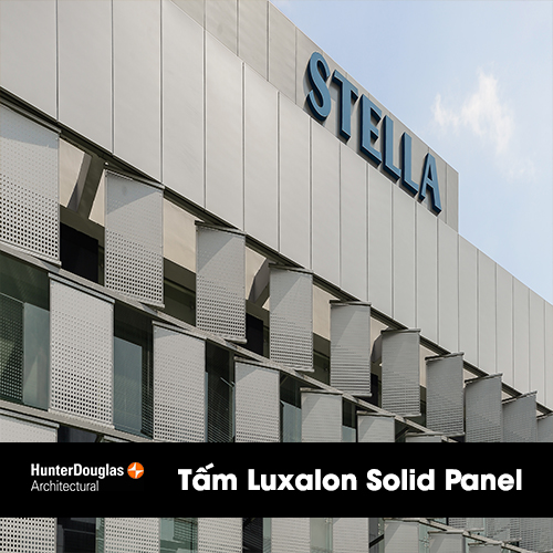 01 luxalon solid panel