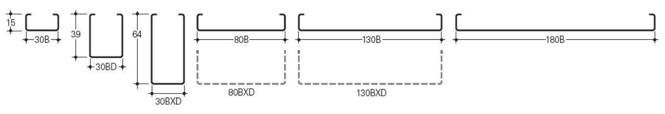Trần nhôm Multi Box