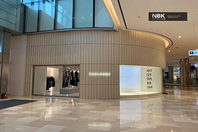 Gian hàng mua sắm Harlan + Holden, Korea | Hunter Douglas