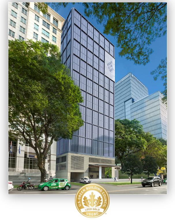 Chúc mừng tòa nhà Friendship Tower đạt chứng chỉ LEED Gold 2020 2