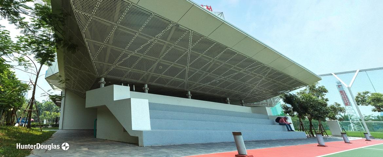 Trường đại học BUV dự án tấm ốp và trần 10