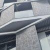 Tấm ốp nhôm đục lỗ - Tòa nhà Kim Nguyên 2