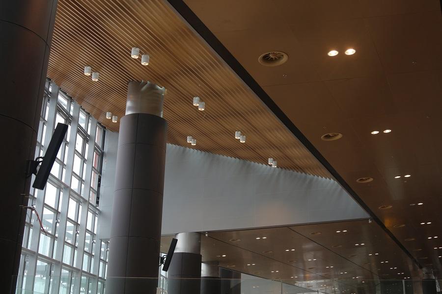 Sân bay Vân Đồn đạt giải thưởng châu Á - thương hiệu trần nhôm Hunter Douglas 3