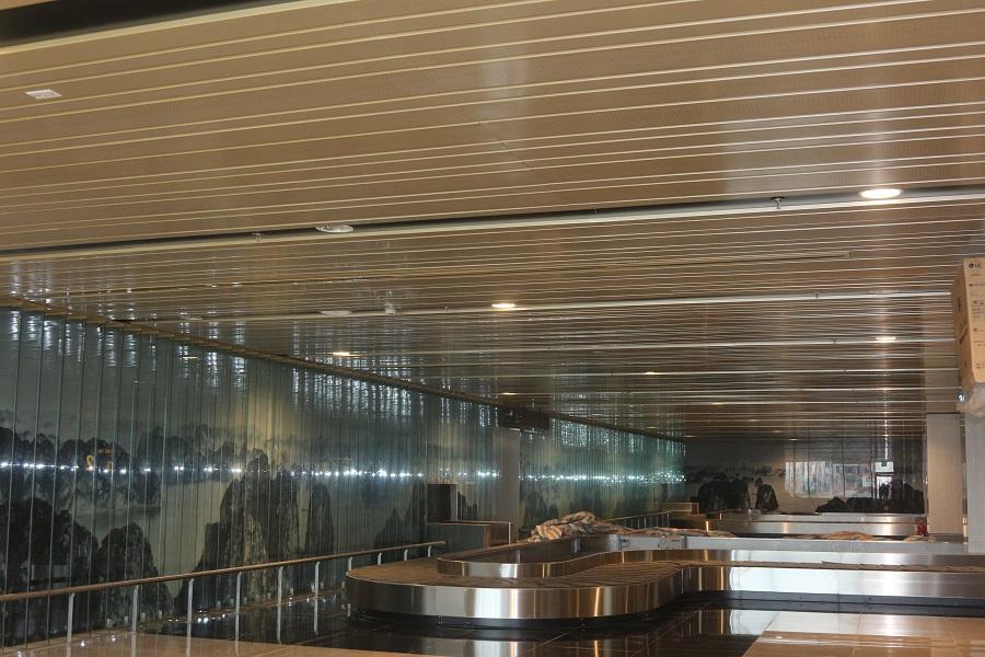Sân bay Vân Đồn đạt giải thưởng châu Á - thương hiệu trần nhôm Hunter Douglas 5