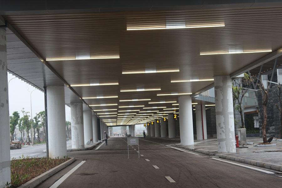 Sân bay Vân Đồn đạt giải thưởng châu Á - thương hiệu trần nhôm Hunter Douglas