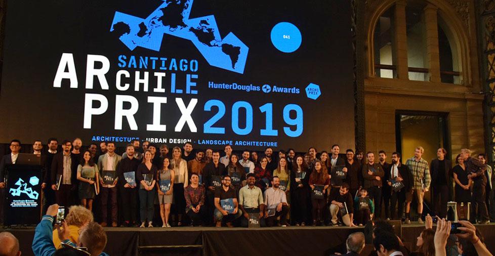 Sự kiện Archiprix International